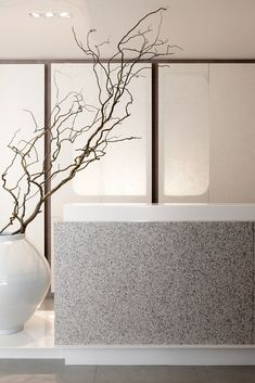 Intelligent garden | VK Japanese Interior, Interior Modern, Interior Architecture, Interior Design, Chinese Interior, Commercial Design, Commercial Interiors, Zen Interiors, Zen Style