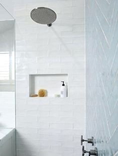 Modern Bathroom Inspiration serene bathroom is entirely important for your home. Whether you choose Serene Bathroom, Timeless Bathroom, Modern Bathroom Design, Bathroom Interior Design, Master Bathroom, Modern Bathrooms, Small Bathrooms, Bath Design, Bathroom Renos