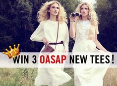 About nails + #Win 3 #OASAP new tees (#international #giveaway) | POLAROIDS OF POLAR BEARS
