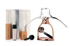 ROK Espresso Maker in Copper