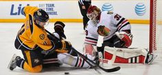 Best Games to Bet on Today: Chicago Blackhawks vs. Nashville Predators & Calgary Flames vs. Vancouver Canucks – April 17, 2015