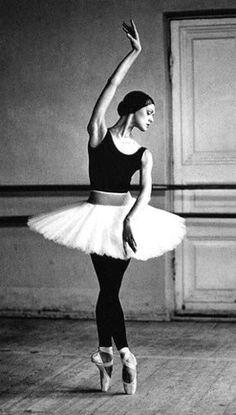 en danza: Uliana Lopatkina / el Lago de los Cisnes