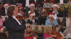 """André Rieu - """"Sleigh Ride"""" • André Rieu & His Johann Strauss Orchestra performing """"Sleigh Ride"""". Taken from the DVD/Blu-Ray André Rieu - Home for Christmas."""