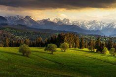 Slovak nature by Jozef Matuček