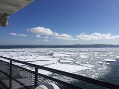 Winter 2015, Woods Hole to Vineyard Haven
