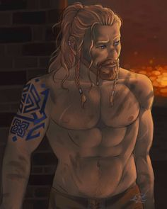 Forge Fili-embers Painting by Lydia Kinsey Hobbit Art, Fili And Kili, Bagginshield, The Hobbit Movies, Tolkien, Lotr, Faeries, Body Art Tattoos, Lord Of The Rings