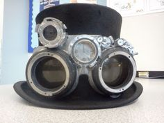 Steampunk For Kids: Steampunk Top Hats For Kids