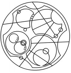 """Learn to write gallifreyan! Scroll over """"guide"""" then look under """"writing guide"""", then click """"view""""."""
