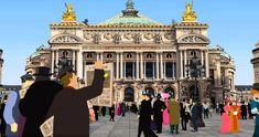 Bande annonce de DILILI A PARIS le nouveau film de Michel Ocelot !
