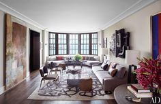 Holly Hunt's Modern Chicago Apartment on Gold Coast Photos | Architectural Digest