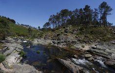 .No Parque Natural do Alvão existem umas cascatas boas para vistas e banhos de lagoa.