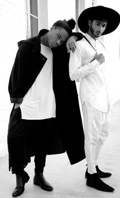 Siah and Neil, Atlanta Photographer: Ryan (IG: @blaxican)