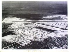 U.S Navy Bases in Brazil. Parnamirim Field. The busiest American air base in the world in the first half of 1944, the twin strips of Parnamirim field at Natal handled a landing every three minutes as troops and cargo were ferried across the South Atlantic to feed campaigns in Italy, Africa, Russia, Burma and China and the looming invasion of Normandy. The closest point in the Americas to Africa.