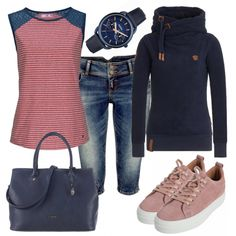 SpaziergangmitStyle Outfit - Freizeit Outfits bei FrauenOutfits.de
