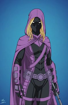 """""""Spoiler"""" sponsored by an anonymous backer for Roysovitch's project. Character belongs to DC Comics. FB page for Spoiler [Redux] commission Superhero Characters, Dc Comics Characters, Fantasy Characters, Superhero Suits, Dc Batgirl, Nightwing, Super Hero Outfits, Super Hero Costumes, Spiderman Art"""
