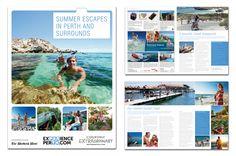 Tourism Magazine Ideas