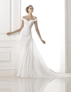 Bena Pronovias new wedding dress!