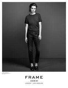FRAME DENIM AW 2014  Photography Erik Torstensson