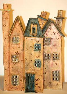 stoneware row houses
