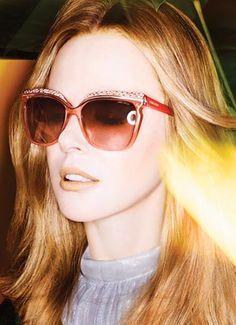 9622018e8e Nicole Kidman for Jimmy Choo Discount Sunglasses
