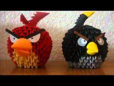 Dos Angry Birds hechos por mi, luego subire el Tutorial, espero les guste