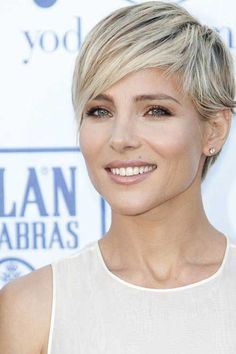Image result for long pixie cut