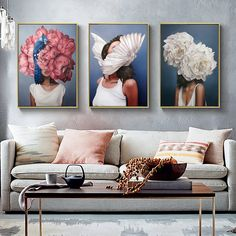 Modern Pictures, Wall Art Pictures, Canvas Pictures, Black And White Wall Art, Black White, Decorating With Pictures, Abstract Wall Art, Painting Abstract, Large Wall Art