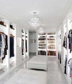 #closet #clothing #goals #change #home #luxury