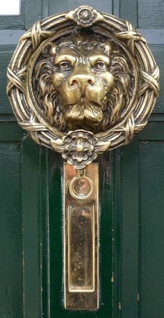 door knocker | von sarah30flower