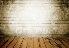 background - grungy stage