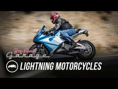 Published on Nov 16, 2014 Richard Hatfield takes Jay through the world's fastest production Sportbike - yes, it's all electric - that Carlin Dunne piloted to the win at Pike's Peak! http://youtu.be/Lz1aTLBKIoQ?list=UUQMELFlXQL38KPm8kM-4Adg