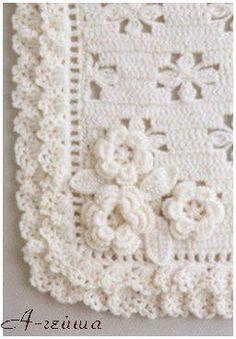 32 super Ideas for crochet baby shawl pattern Crochet Baby Shawl, Crochet Baby Cocoon, Crochet Afgans, Manta Crochet, Crochet Bebe, Love Crochet, Crochet Stitches, Baby Knitting, Crochet Patterns