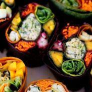 Top 10 Gourmet Raw Food Chefs