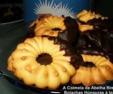 """Receita BOLACHAS """"HÚNGURAS"""" À IGUARIAS por Abelha Maia - Categoria da receita Bolos e Biscoitos"""