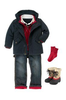 Catching Air Outfit from Gymboree