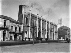 Edifício da Companhia do Gás, sd, foto de Casa F