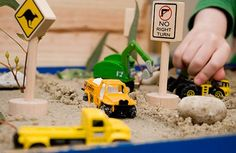 6 Ways to Play with Toy Cars