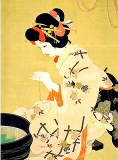 Madame de Pompadour (Tsunetomi, Kitano, 1880-1947)