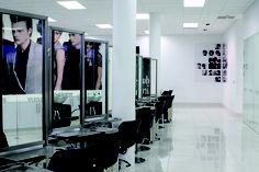 Clean Modern Design. TONI AND GUY Hairdressing Academy South Coast Plaza Toni And Guy, Hairdresser, Modern Design, Coast, Dreams, Guys, Sons, Boys, Barber Shop