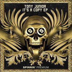 Lo  nuevo es: Tony Junior - It's A Copy [EP] entra http://ift.tt/2eKN6Wl.