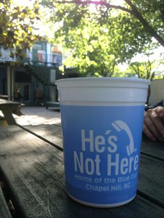He's Not Here - Chapel Hill, NC