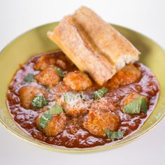 One of my FAVE recipes!! Lazy Meatballs Fabio Viviani naiasknitsbythesea.com commenting