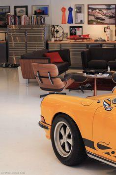A Porsche in your living-room - Photography by Ezekiel Wheeler for Petrolicious