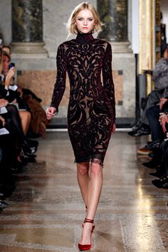 Emilio Pucci Fall 2011 Ready-to-Wear Collection Slideshow on Style.com