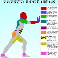 tattoos are trashy. just sayin'.