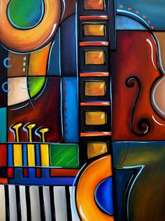 """Cello Again by Fidostudio Artwork"" Tom Fedro"