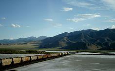 trains in Utah By Laura Wescott