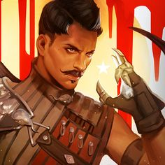 I'm happy to say I'm part of Fortitudo, a charity art book featuring Dorian Pavus. Here's a tight crop of the larger illustration I submitted to the book, which features a ton of other great art and...