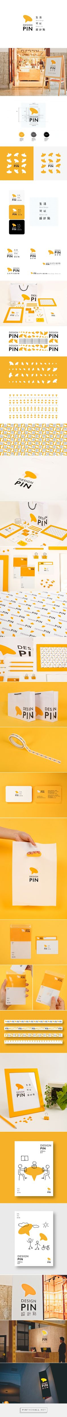 Design Pin|Branding on Behance... - a grouped images picture - Pin Them All