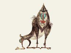 Baboon  by Alberto Cerriteno
